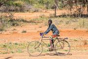 22nd Jan 2018 - Bike Ride in Kenya