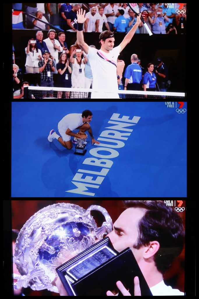 Amazing Federer by gilbertwood