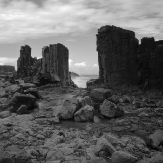 Ocean gate by peterdegraaff