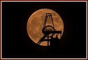 1st Feb 2018 - Super moon mine