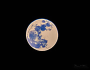 1st Feb 2018 - Super Wolf Moon