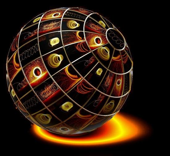 Ball of Light by olivetreeann