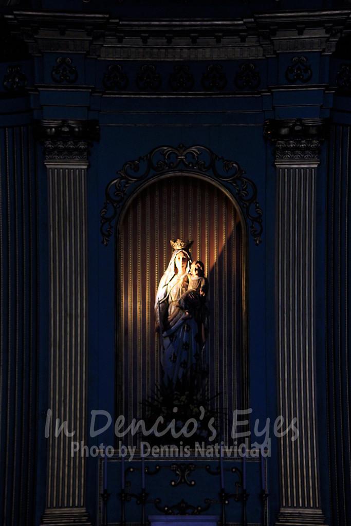 Nuestra Señora de la Purificación y Candelaria by iamdencio