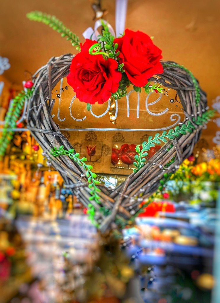 Heart in the florist shop by angiedanielle24