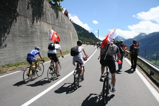 91 Verbier, Tour de France by travel