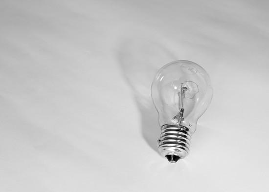 Lightbulb by salza