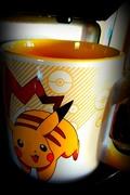 26th Jan 2018 - Pikachu and Coffee