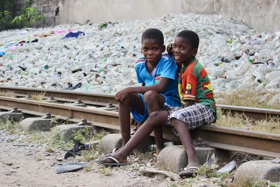 Abidjan kids by vincent24