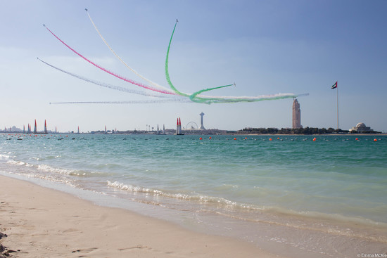 Colours of the UAE by clearday
