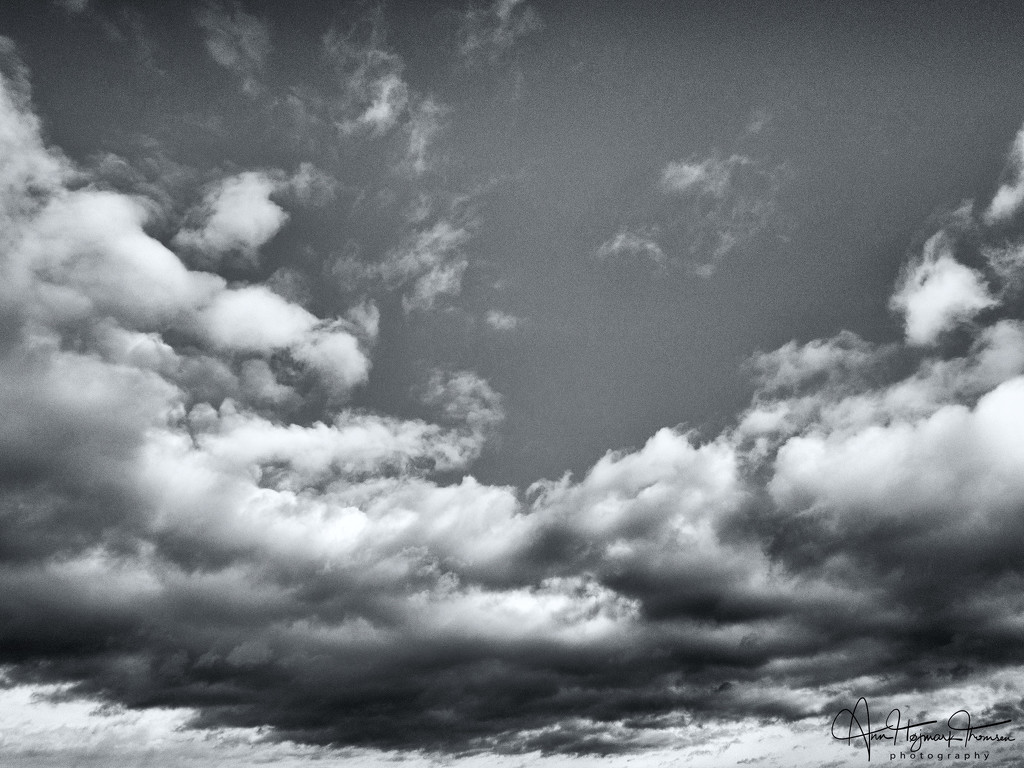 Clouds... by atchoo