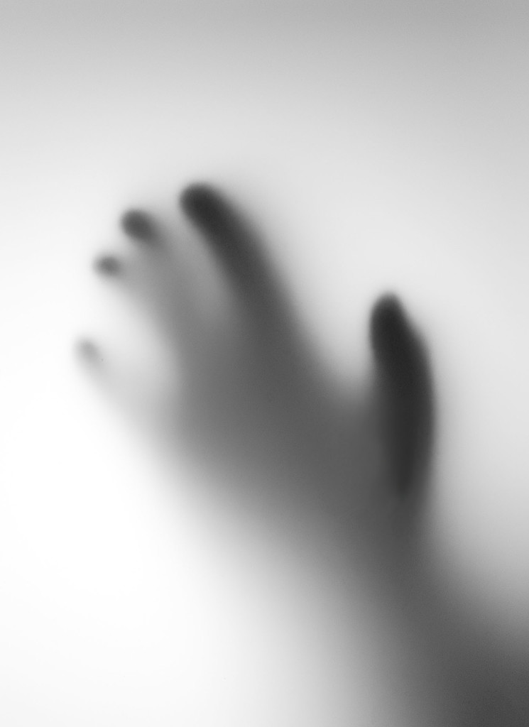 Shadowy hand by m2016