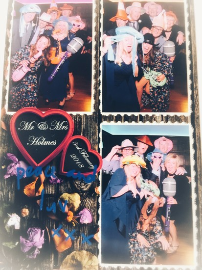 Photo Booth Craziness! by angiedanielle24