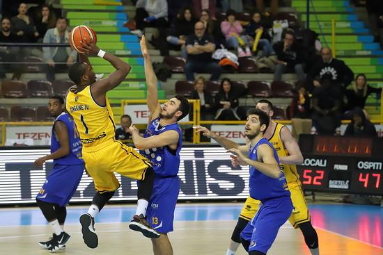 Verona vs Montegranaro by spectrum