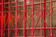 4th Feb 2018 - Fence of Hearts