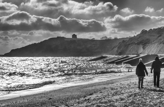 Silver Sea by fbailey