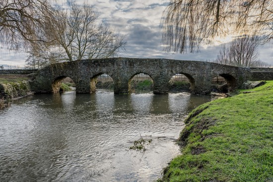 King Williams Bridge by rjb71
