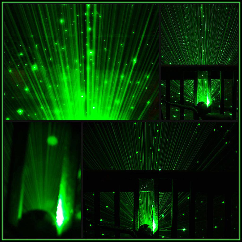 Magical Light Show by olivetreeann