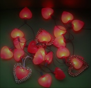 6th Feb 2018 - Hearts and Bells
