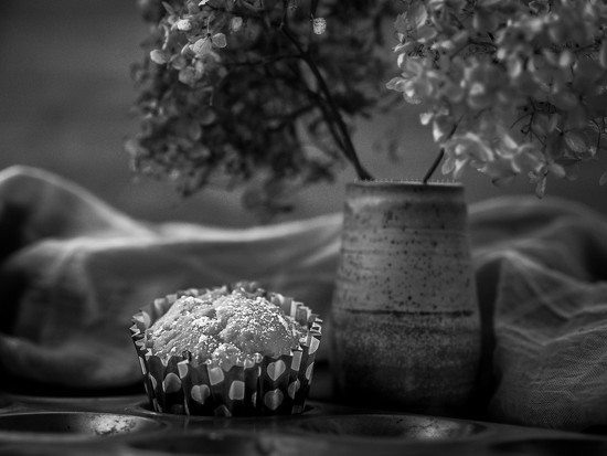 lemon curd muffin by pistache