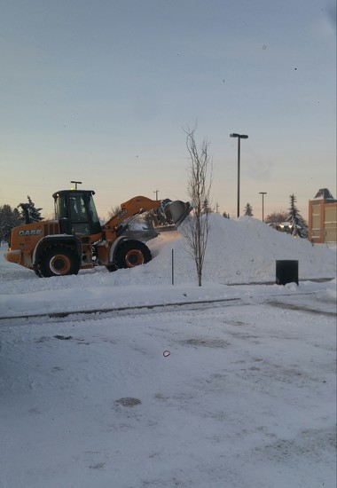 Winter Living....Snow Removal by bkbinthecity