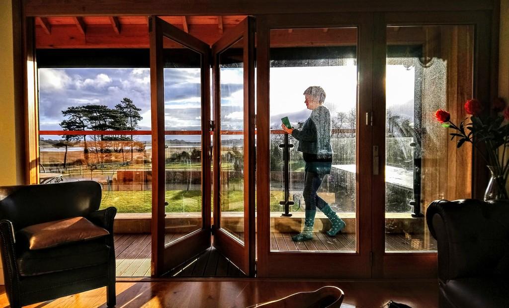 Iken View balcony by boxplayer