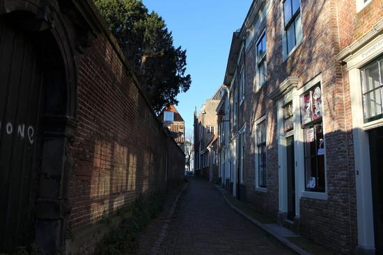 Alley (1) by pyrrhula