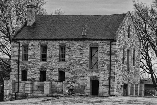 Oldest Standing Building in Ft. Smith by milaniet