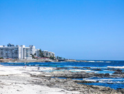 8th Feb 2018 - Sea Point beach at low tide.