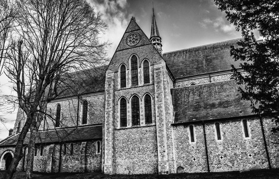 St Peter and St Paul's Church, Dover by fbailey