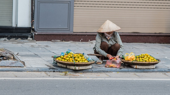 Apple seller by ianjb21