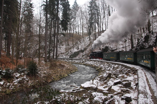 Another steam train! by busylady