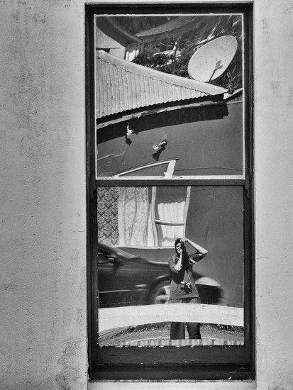 urban reflection by kali66