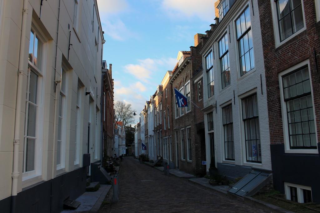 Alley (2) by pyrrhula
