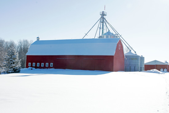 February Words - Red by farmreporter