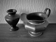 9th Feb 2018 - Pewter jugs