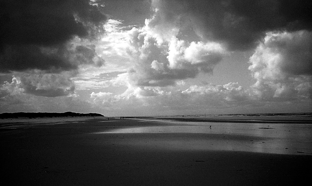 Sky above Terschelling by jacqbb
