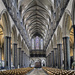 Interior - Salisbury Cathedral