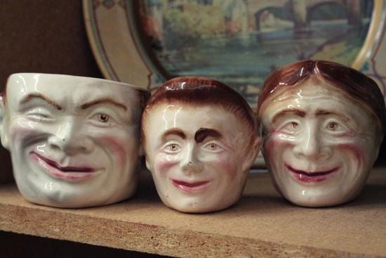 Happy Family Mugs by juliedduncan
