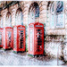 The colour version of the phone boxes by lyndamcg
