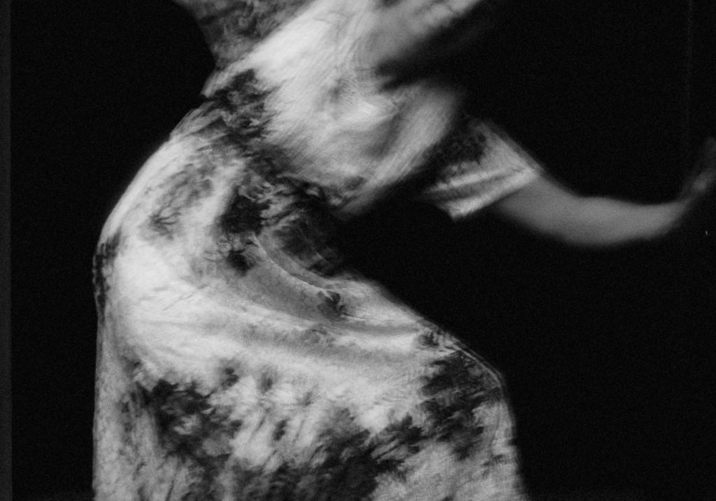 Move over Martha Graham by francoise