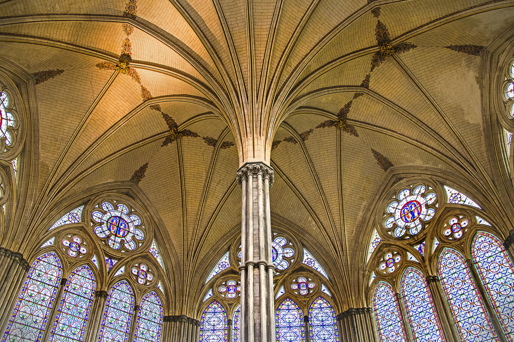 The Chapter House by megpicatilly