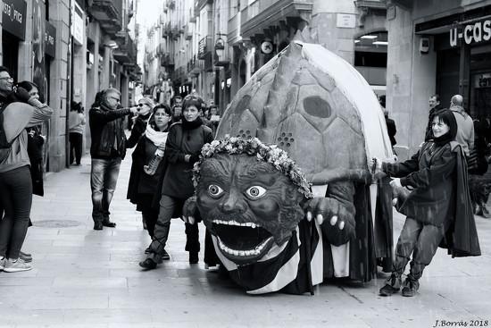 Tarasca de Barcelona by jborrases