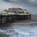 A Blustery Cromer Pier