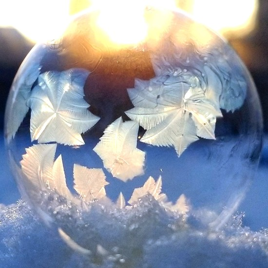 Subzero Sunrise by irishmamacita10