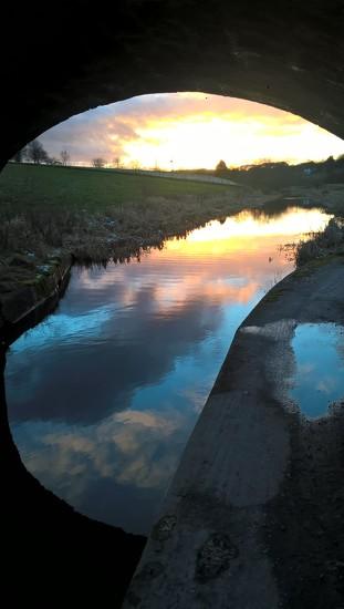 water under the bridge  by brennieb