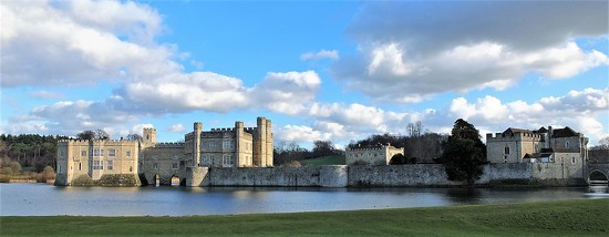 Leeds Castle by bigmxx