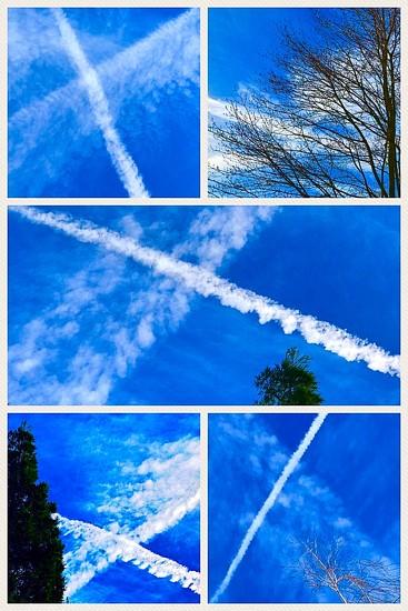 Kisses In The Sky by gardenfolk