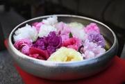 8th Jan 2018 - bowlful of peonies