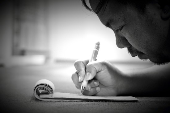 The Writer's Aspiration by fearinnocent