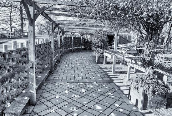 Garden Entrance by pamknowler
